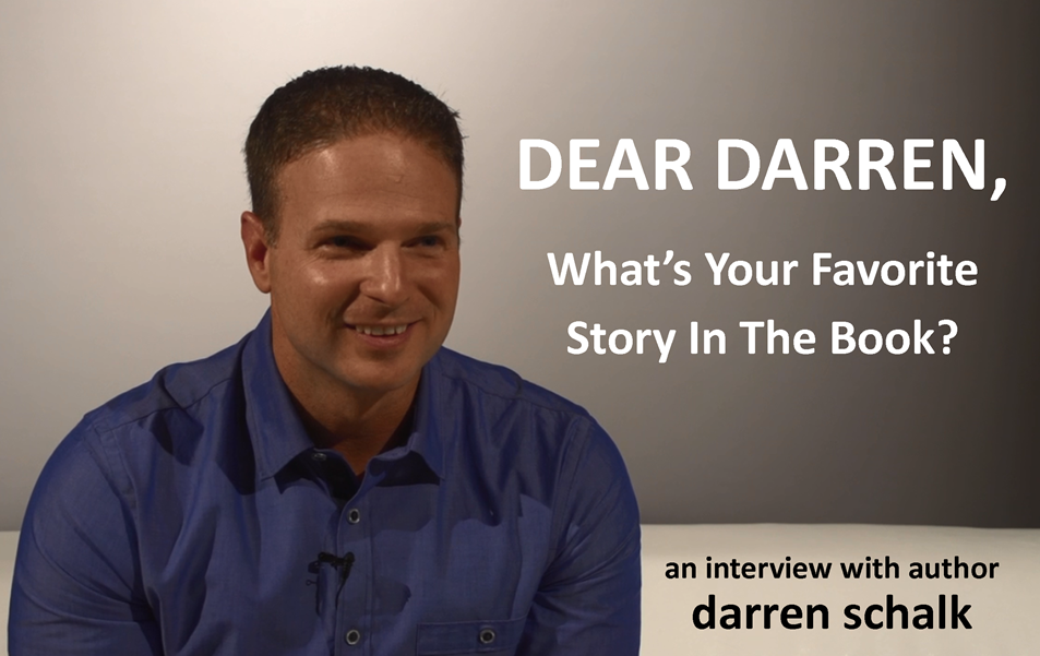 Dear Darren Story Blog Photo