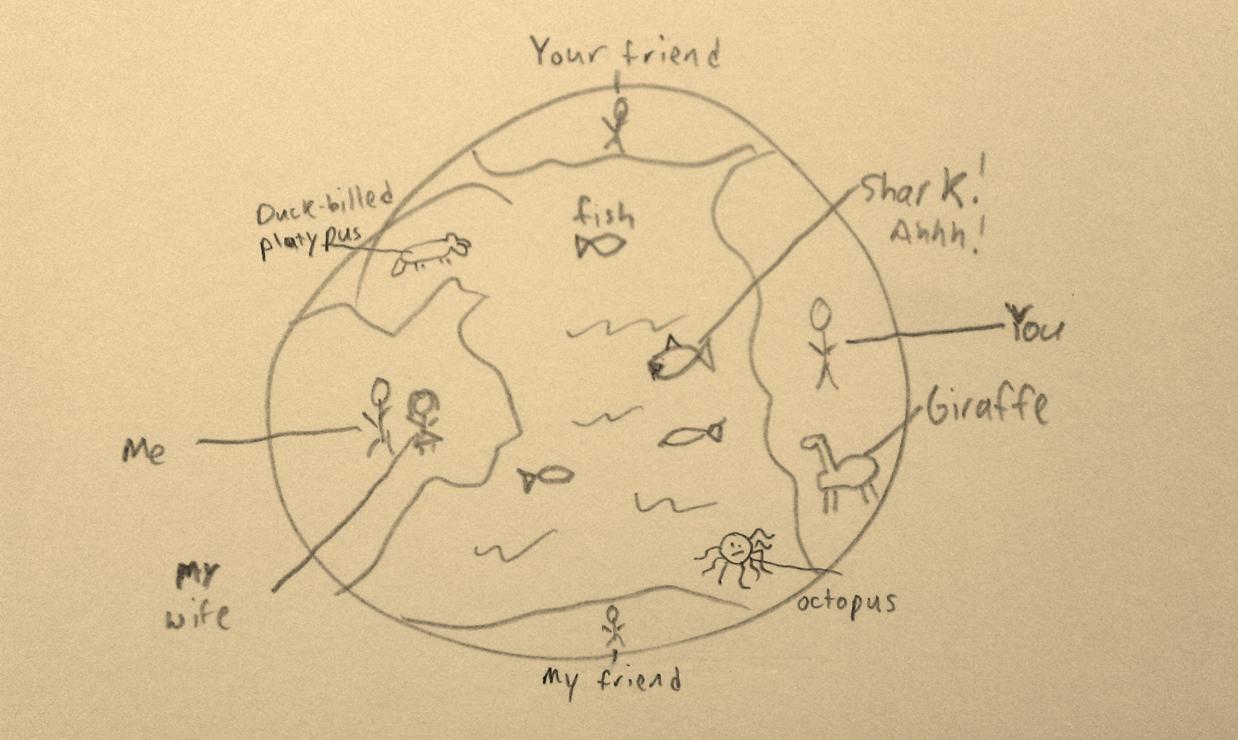 World Drawing 6