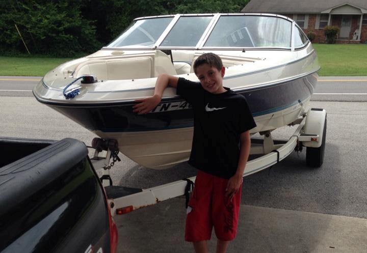 Jake Boat 2